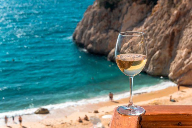 wine tasting in barcelona